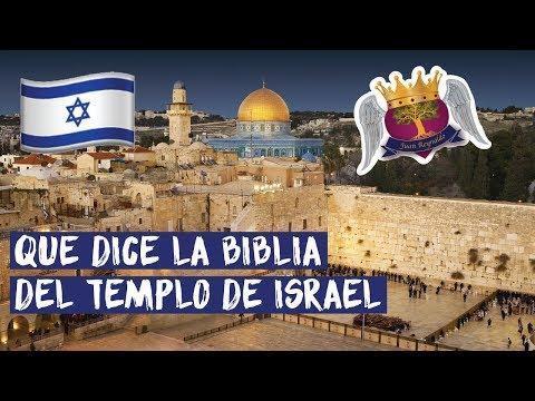 HISTORIA DEL TEMPLO DE JERUSALÉN 🕍🇮🇱