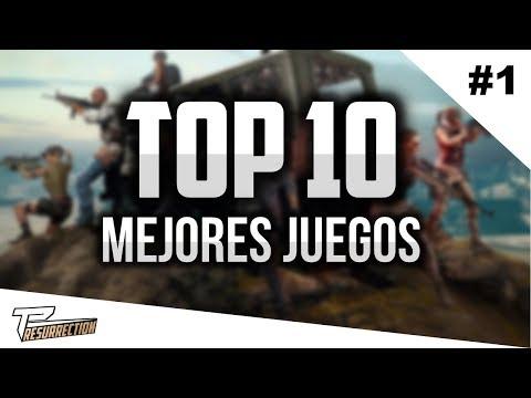 TOP 10 MEJORES JUEGOS ANDROID En La Google Play Store | Octubre 2018 ✌