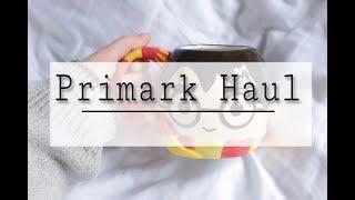 Primark Haul // November 2017