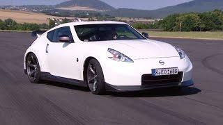 Nissan 370Z Nismo: Drift oder Grip? - Fast Lap | auto motor und sport