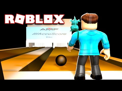 GOING BOWLING IN ROBLOX!!!   MicroGuardian