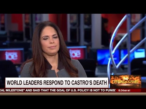 Soledad O'Brien - Fidel Castro leaves behind complicated legacy