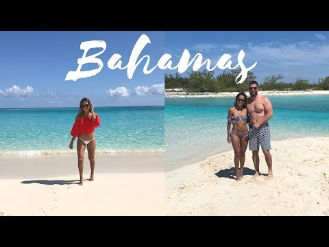 The Bahamas Vlog | Swimming With the Pigs in Exuma