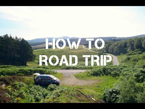 PROS AND CONS of How To Road Trip | Scotland Road Trip
