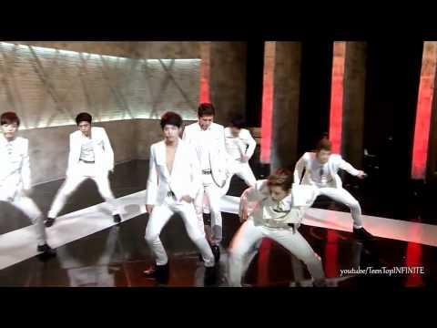 HD | 111009 「 INFINITE (인피니트) - Paradise 」 Live Performance | October 9, 2011