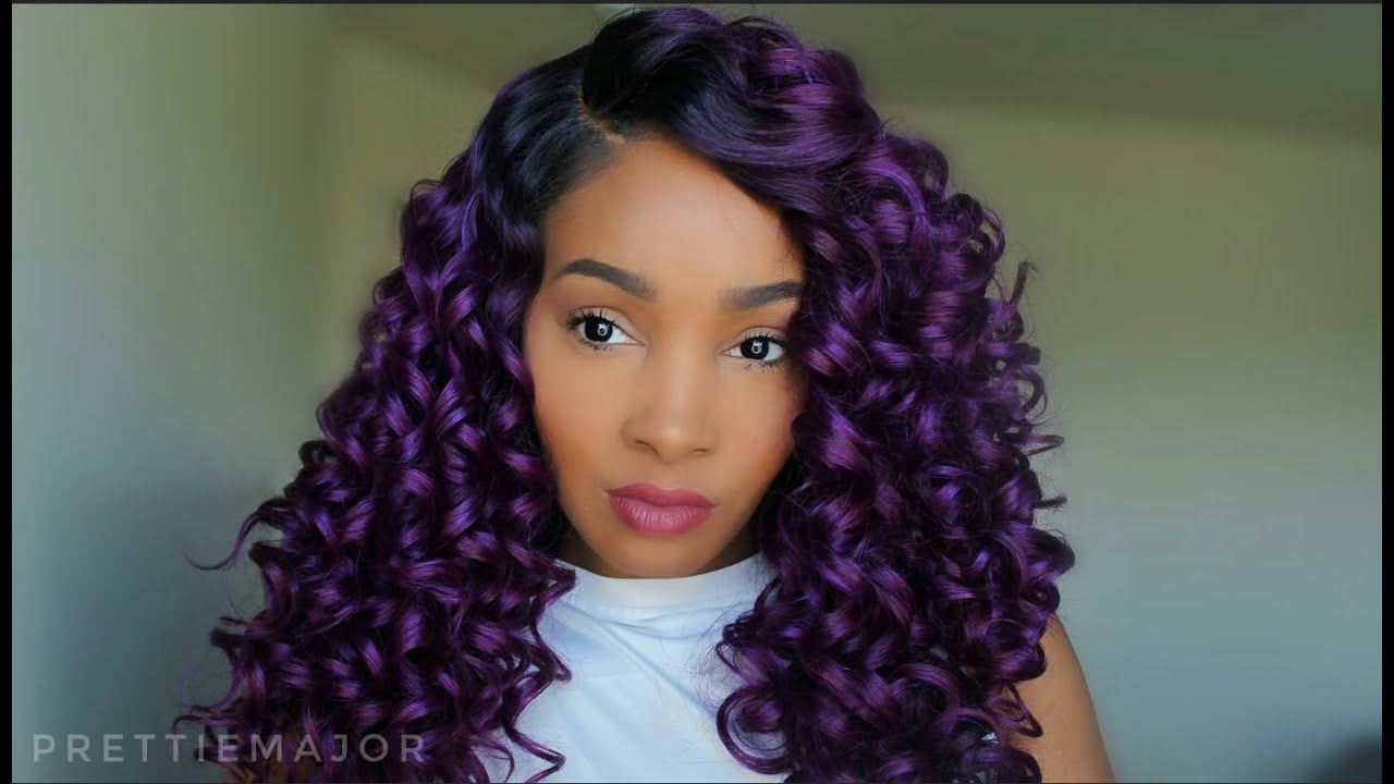 Zury Sis Tory Wig (Sombre Lily Purple) blackhairspray.