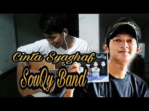 SouQy Band Cinta Syaghaf| Cover Lucu