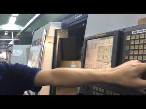 การเซท tools เครื่องกัด CNC Part 1