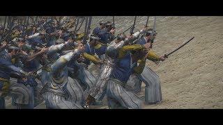 Battle of Toba–Fushimi 1868 (鳥羽・伏見の戦い) Total War Shogun 2 cinematic movie  Boshin War  thumbnail