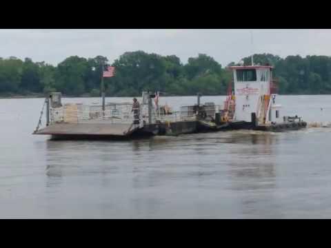 Modoc Ferry - Ste Genevieve, Missouri