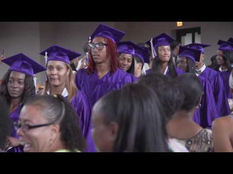 Sullivan House Alternative High School 2016 Graduation Ceremony Part 1: Ceremony