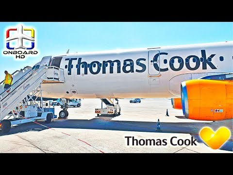 TRIP REPORT | Thomas Cook: The Last Flight | Mallorca to East Midlands