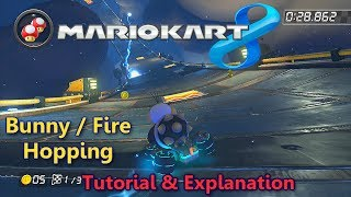 Mario Kart 8 - Fire Hopping Tutorial & Explanation