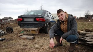 Ford Escort или прогнивший Запад.  [СтопХлам] #1