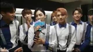 20160709 SEVENTEEN (세븐틴) LIVE on Periscope @ Show! Music Core 쇼!음악중심