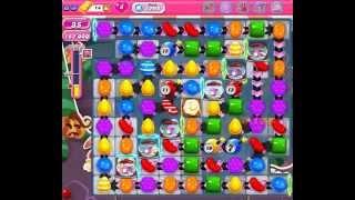 Candy Crush Saga Nivel 1298 completado en español sin boosters (level 1298)