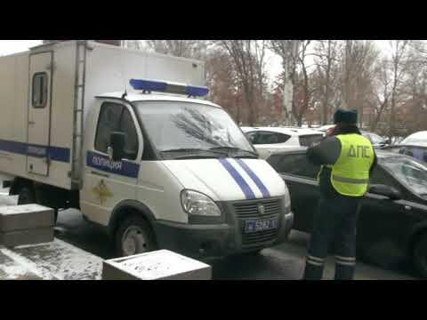 Ростов-на-Дону сотрудник ГАИ выписал штраф своему напарнику