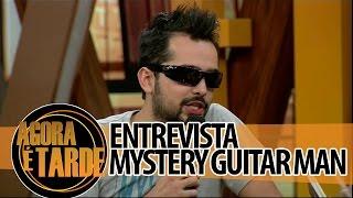 Entrevistado de hoje: Joe Penna - The Mystery Guitar Man YouTube Videos
