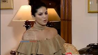Interview with Sunny Leone   സണ്ണി ലിയോണുമായി അഭിമുഖം