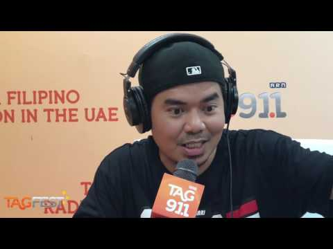 Interview with Gloc 9 | Tagfest 2017