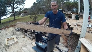 How To Change The Blades On A 12.5 Inch Portable Planer