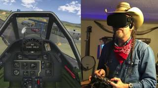 RealFlight 8 - VR Flying from the Cockpit