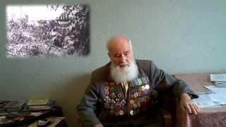 ветераны великой войны рассказывают разведка с боем река нарва июль1944