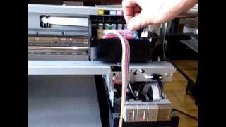 Problem with Epson printer 1390/1400