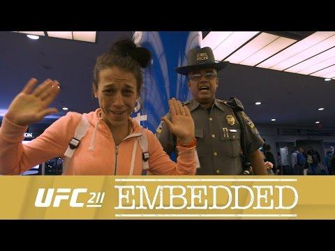 UFC 211 Embedded: Vlog Series - Episode 3
