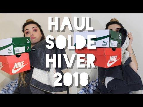 HAUL - Solde hiver 2018 en musique