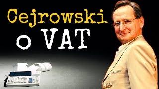 Cejrowski o VAT i o wyborach 2019/05/20 Studio Dziki Zachód Odc. 17 Cz. 3/3