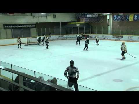 Mathew Barzal - Burnaby Winter Club vs Sno Kings Bantam A1
