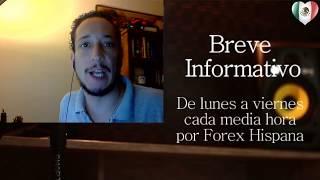 Breve informativo - Noticias Forex del 28 de Septiembre 2017