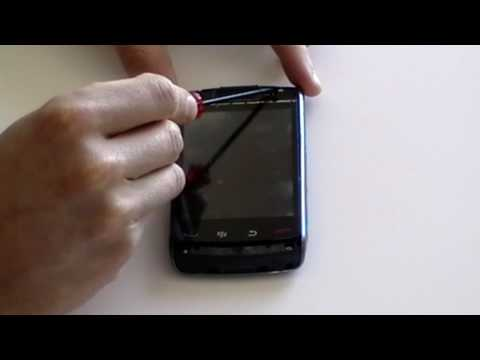 Blackberry Storm 2 9550 Take Apart LCD Touch Screen Digitizer