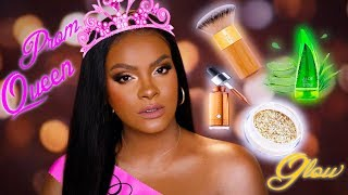 Prom Slay x DIY Body Lava x Unice Malaysian Straight Hair Video