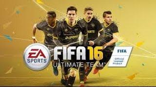 FIFA 16  Ultimate Team    #Directo