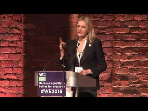 Sophie Walker's leadership speech to conference 2016