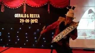"""ever you seen sarawak traditional dance """" NGAJAT """" Kayan"""