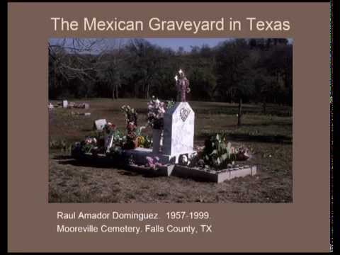 Wanderings in Texas Cemeteries, and What We Might Learn From Them.