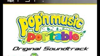 Pop'n Music Portable Ost - Pure Love, Romance - Part 2 //  Ko-saku