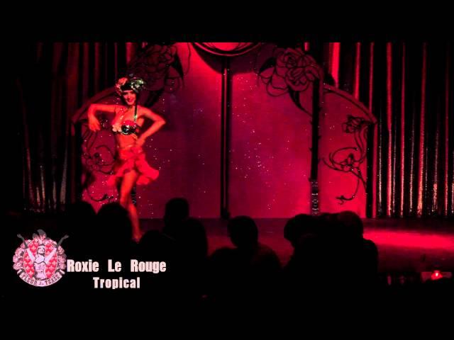 Roxie le Rouge- Tropical Dreams