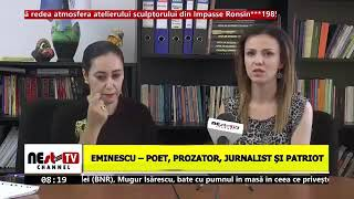 Gambar cover Moroccan Poetess Anissa Taouil Wins Romania's Eminescu Translation Prize