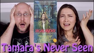 Highlander - Tamara's Never Seen