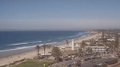 Del Mar California - 4K UltraHD Overlook Live Cam - HDOnTap.com