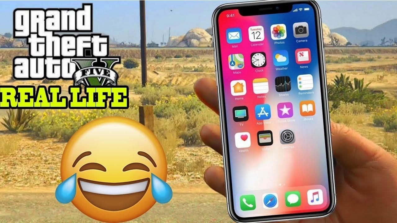 FACEM FARSE LA TELEFON PE GTA 5 REAL LIFE