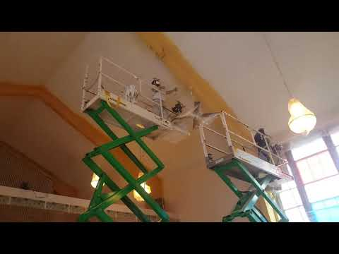 Paint Medics painting commercial property