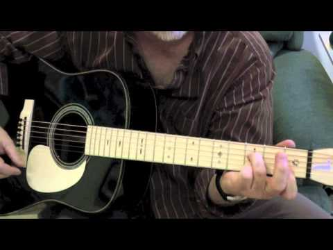 Wichita Lineman Guitar/Song Lesson Part 1