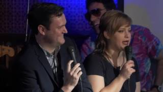 Anna Drezen & Todd Dakotah Briscoe (How May We Hate You?) — Running Late with Scott Rogowsky