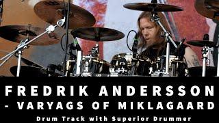 Varyags of Miklagaard by Amon Amarth - Drum Transcription