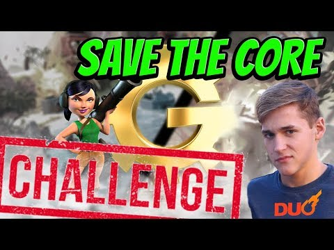 War Factory - Save The Core vs CosmicDuo! Boom Beach Apr 19/2018
